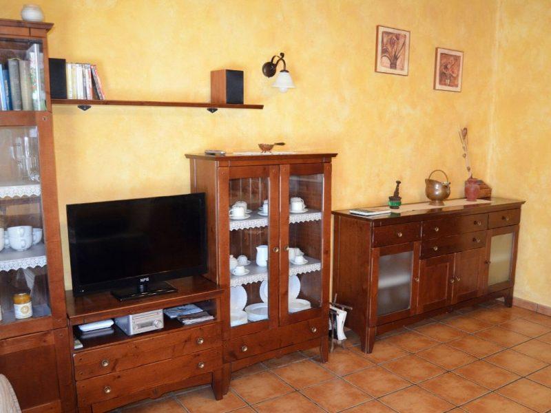Salón-comedor de Casa Rural Bigotes. Casa Rural en Burgos